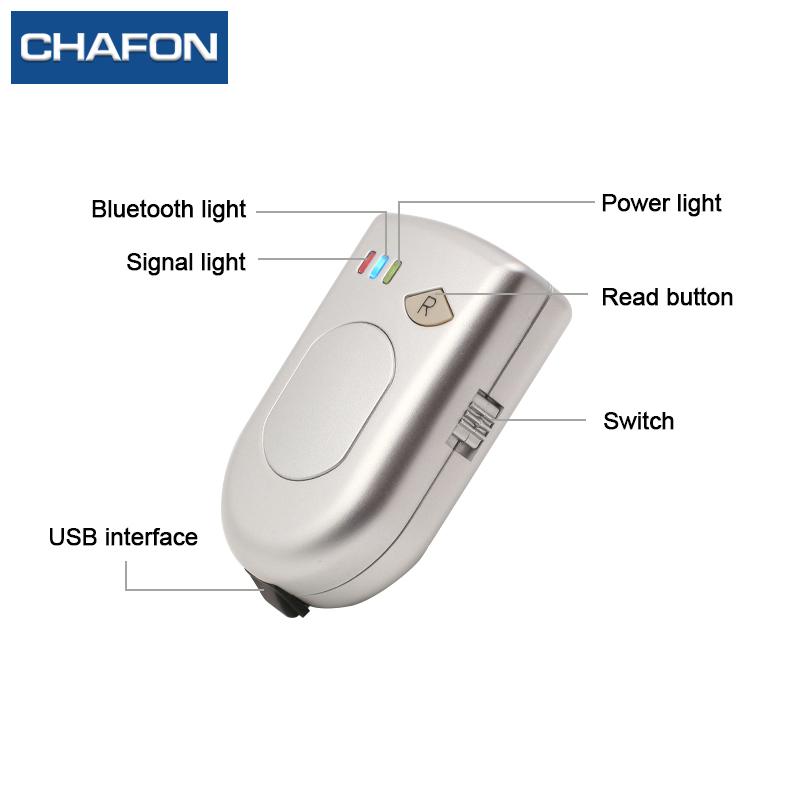 125Khz bluetooth card reader-RFID 125KHz Reader-125Khz