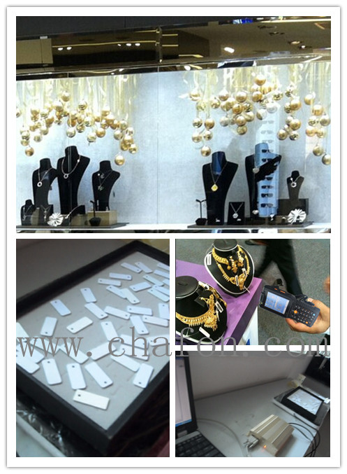 RFID jewelry management system